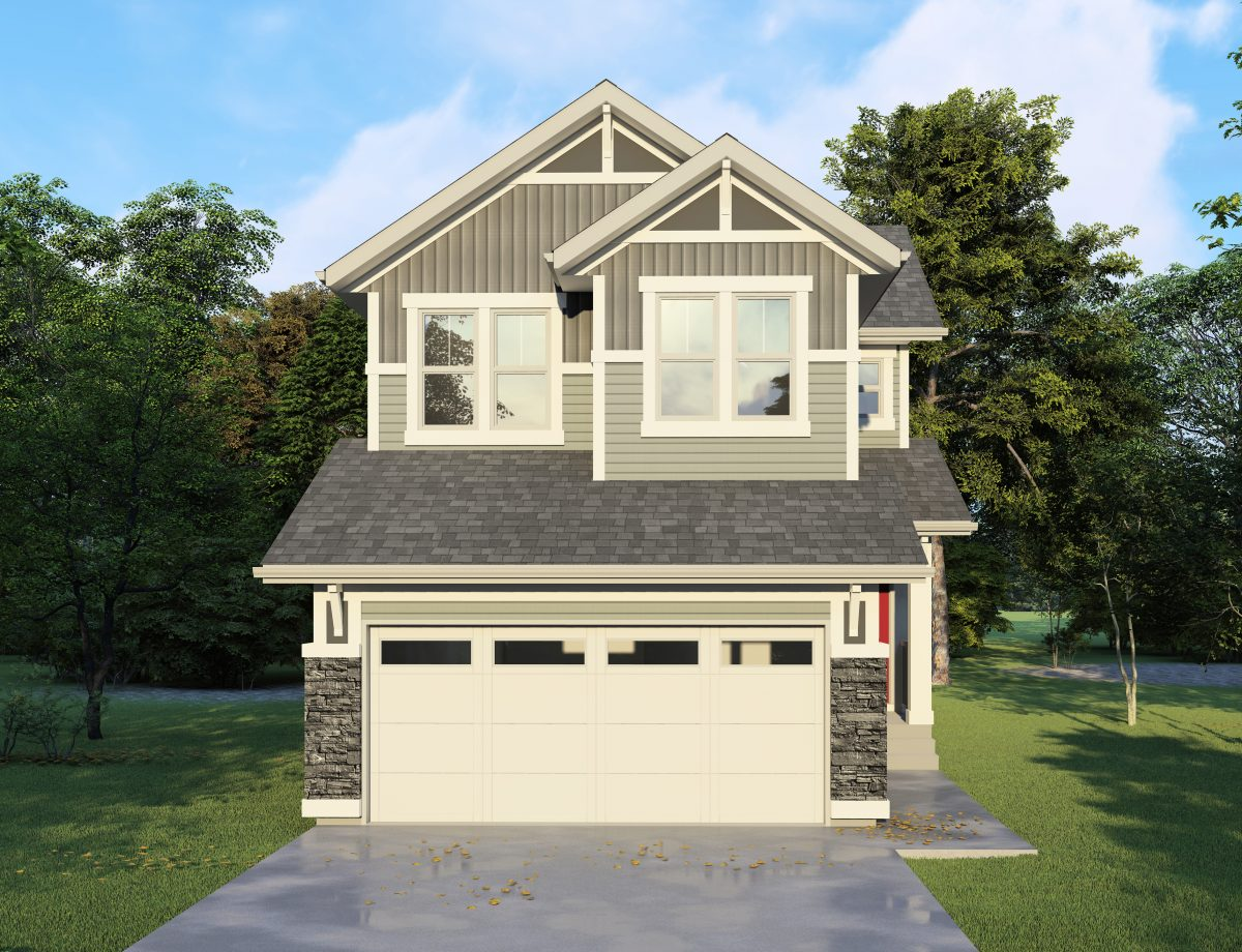 Jayman BUILT – Front Garage Homes