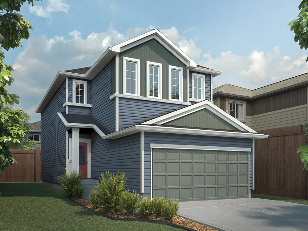 Pacesetter – Front Garage Homes